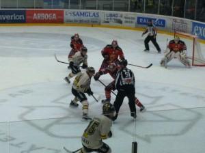 Almtuna vs. AIK Stockholm